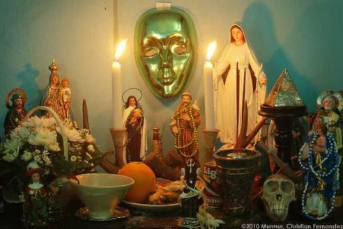 S-altar