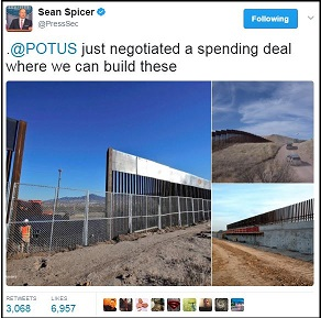 spicer-wall-tweet
