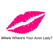 who_s your avon lady name badge
