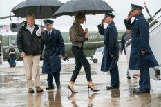 melania heels