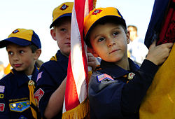 250px-US_Navy_081004-N-5345W-021_Cub_Scouts_prepare_to_parade_the_colors
