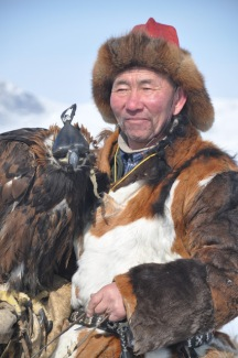 mongol tribesman
