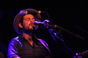 Gregory Alan Isakov performs at the Music Hall of Williamsburg