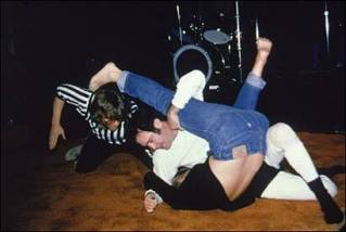 andy kaufman wrestling woman